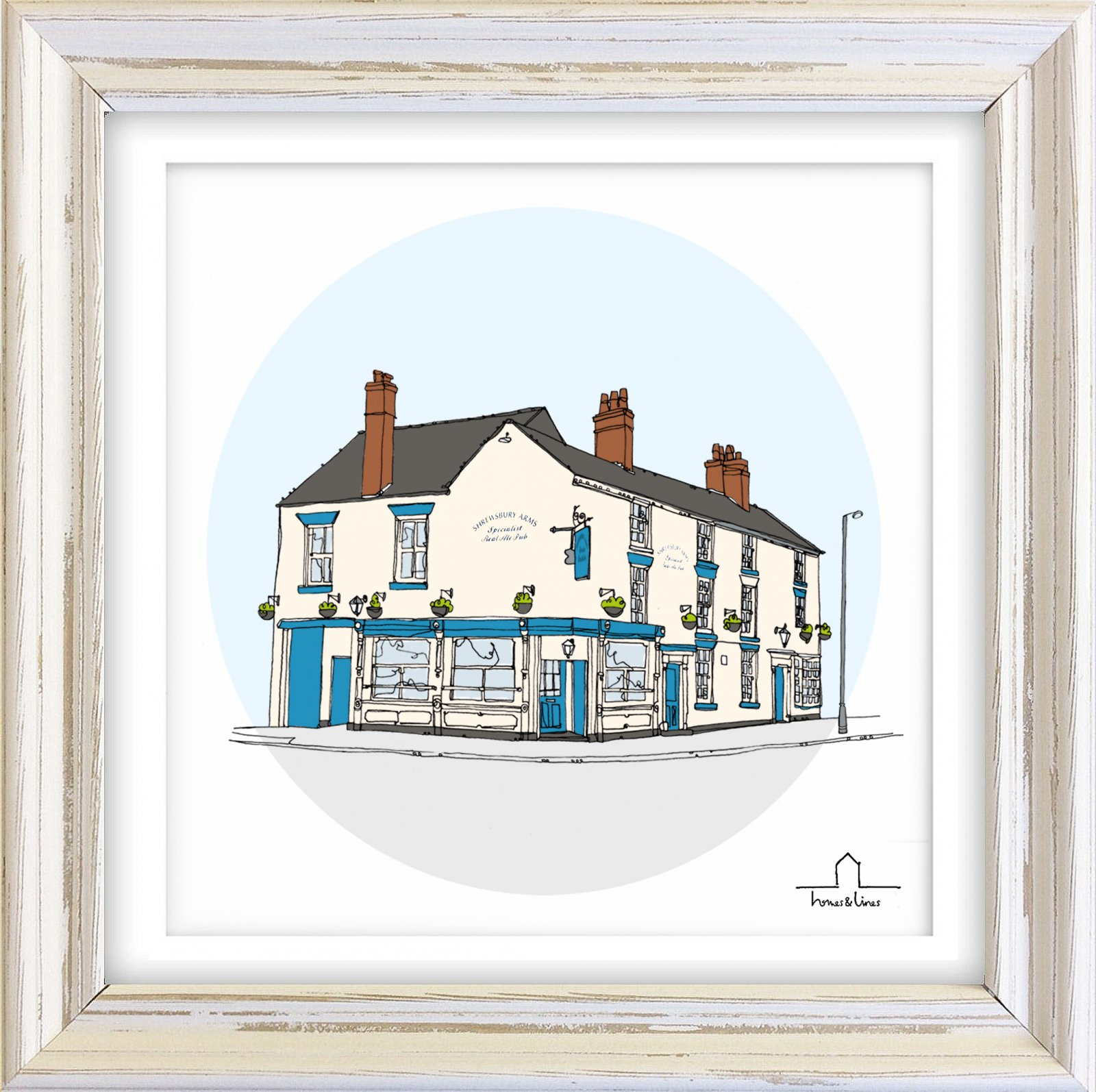 03 FRAMED Shrewsbury Arms.jpg