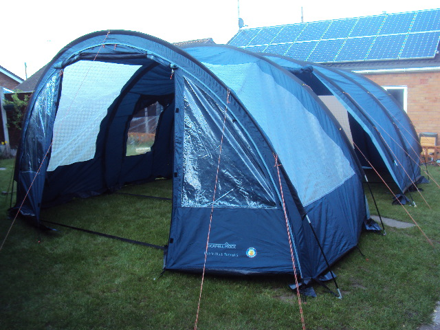 ... attachment 407 View attachment 408 . We are selling our 5 Man Scafell Rock Dublin Multi Tunnel Tent ... & For Sale - For Sale: 5 Man Tunnel Tent | Stafford Forum