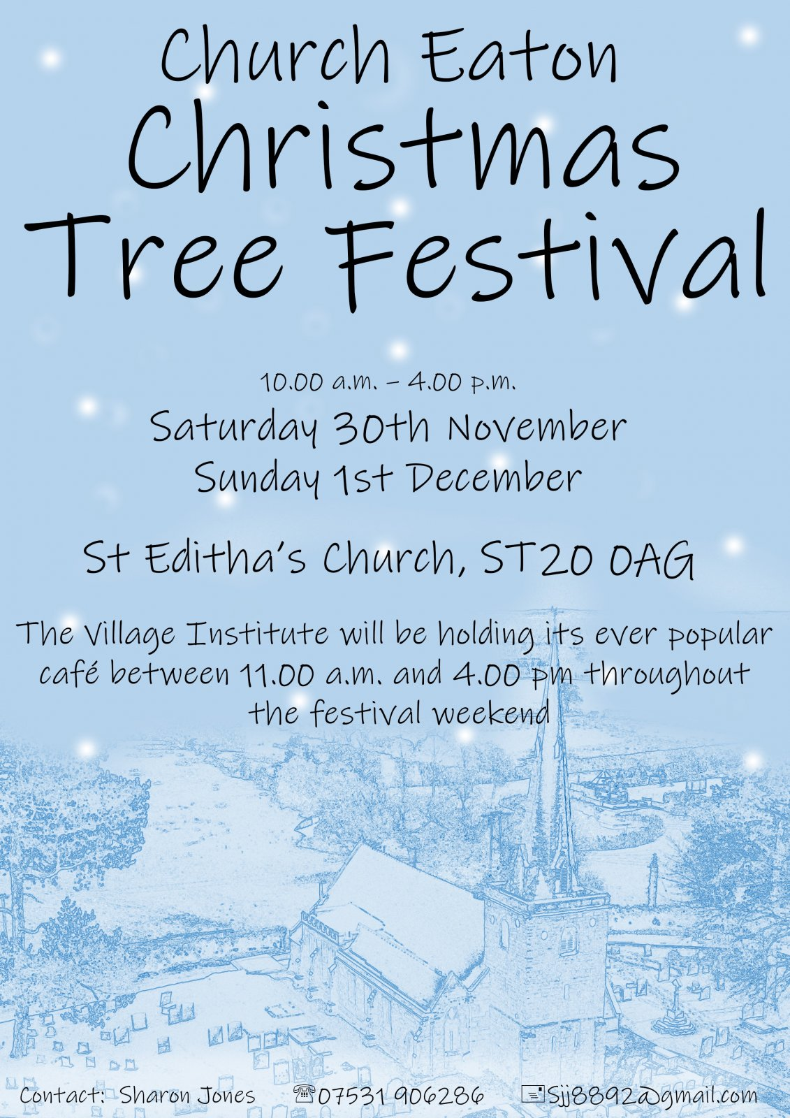 Church Eaton Christmas Tree Festival Poster - Updated.jpg